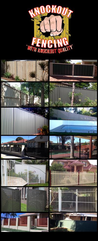 Fencing Contractors Cronulla