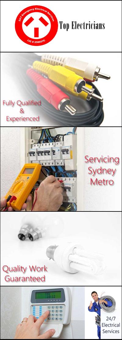 Top Electricians Pty Ltd