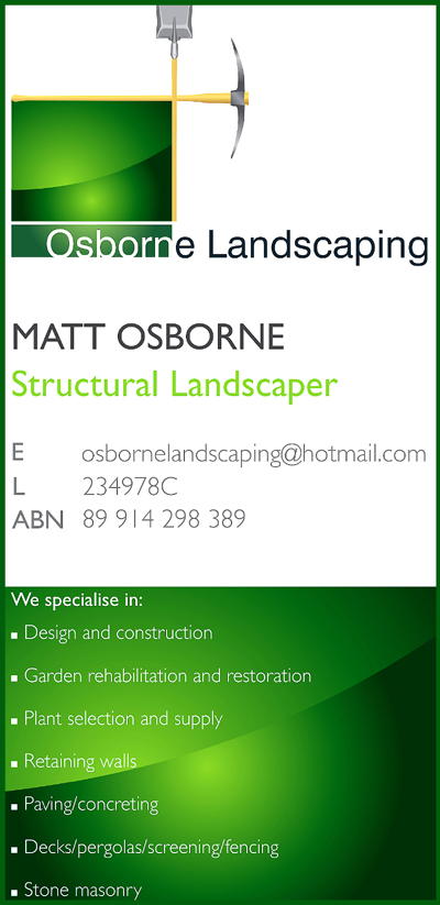 Landscape Gardener North Shore