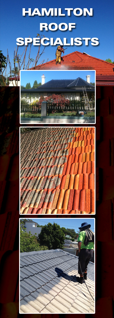 Roof Restoration Bankstown