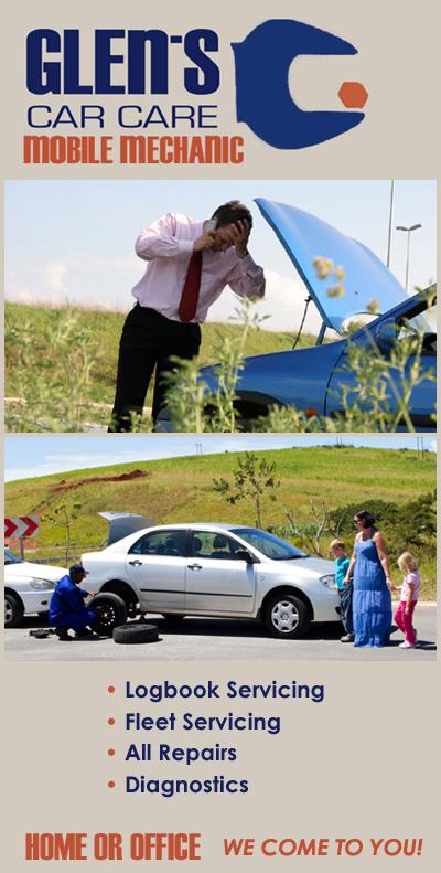Mobile Mechanics Penrith