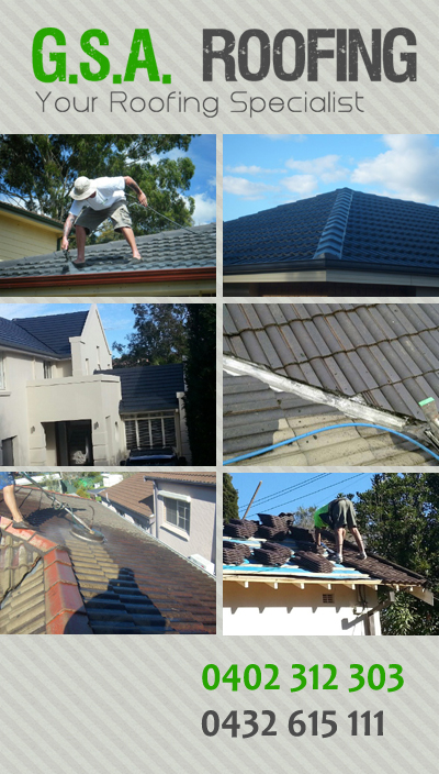 GSA Roofing