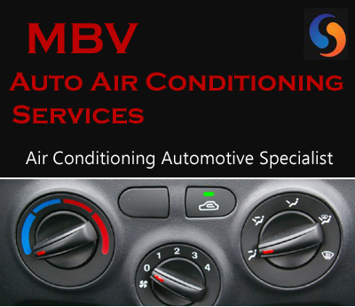 MBV Auto Air Conditioning Services Air Conditioning Automotive