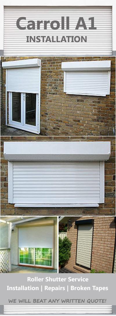 window roller shutters sydney