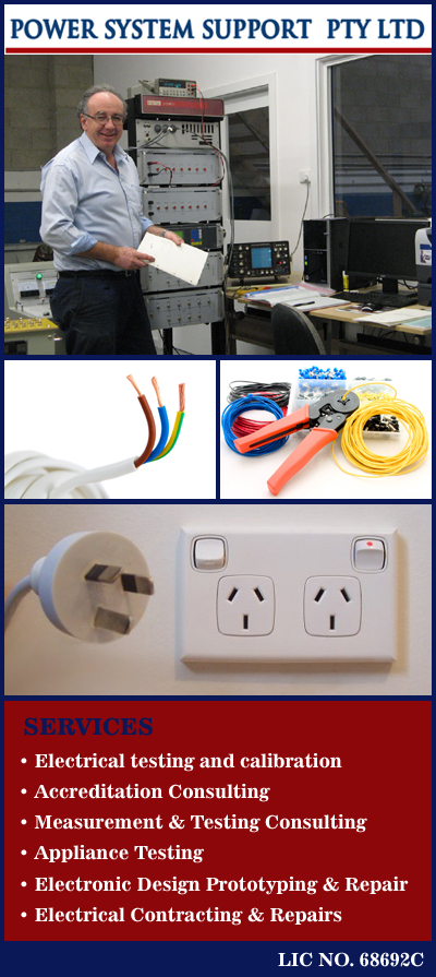 Power System Support Pty Ltd
