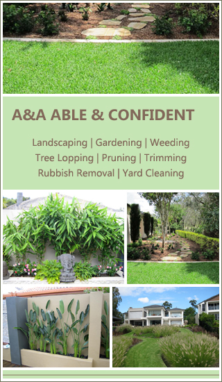 AA Able Confident Gardening