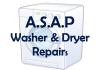 ASAP WASHER & DRYER REPAIRS