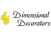 DIMENSIONAL DECORATORS