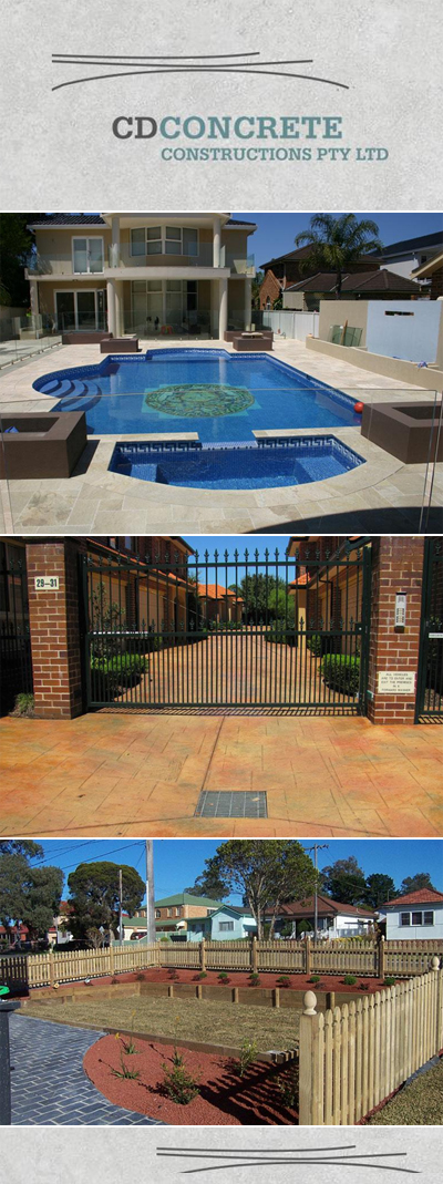 concrete contractors eastern suburbs