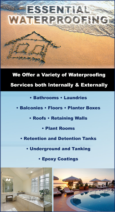 Waterproofing Hills District