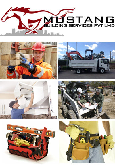 Mustang Building Services Pty Ltd