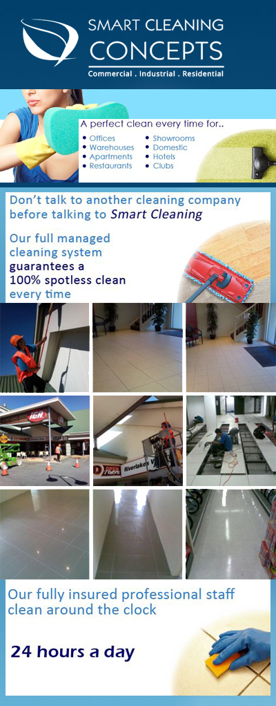 Smart Cleaning Concepts