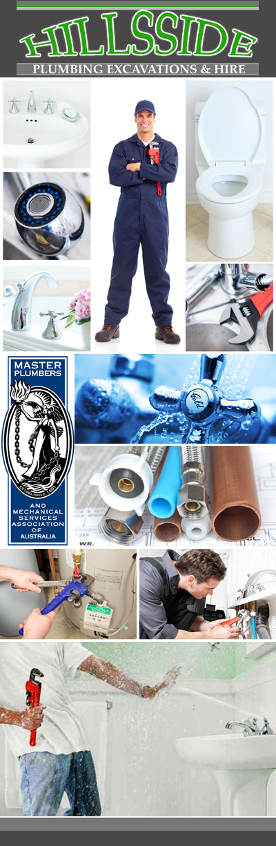 HILLSSIDE PLUMBING, EXCAVATIONS, & HIRE