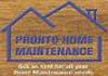 PRONTO HOME MAINTENANCE