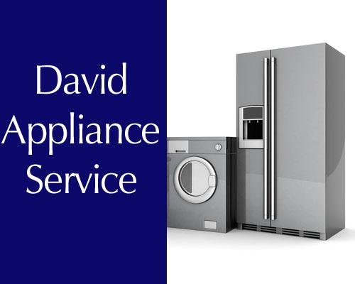 DAVID APPLIANCE SERVICE